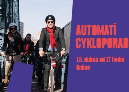 Automatí Cykloporadna 2 aneb Jak jezdit po městě bez obav