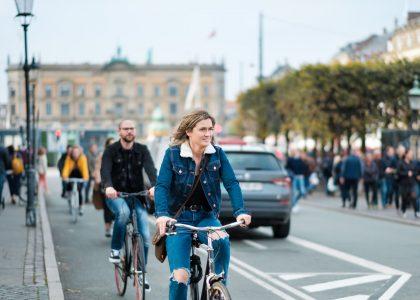Česká Cykloměsta roku vyráží na zkušenou do Dánska