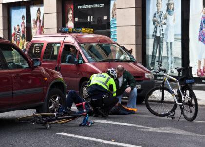 Jak je to s nehodovostí cyklistů? BESIP zkresluje skutečnost