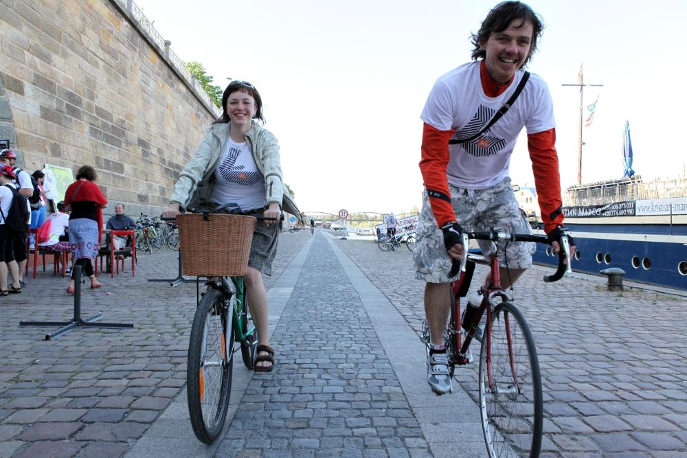 Registrace do soutěže Do práce na kole se prodlužuje. Čas je do 4. května
