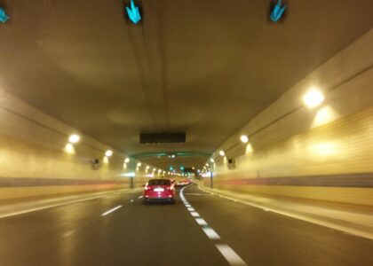 Krásných pět let s Blankou aneb tunely jsou fajn