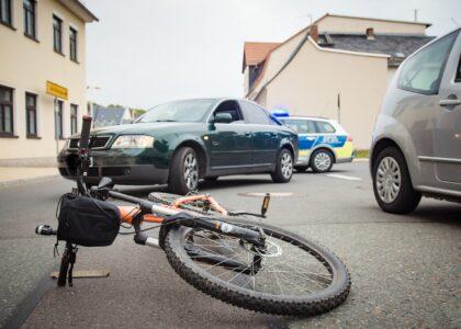 Těžké následky při kolizích s účastí cyklistů