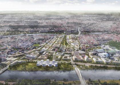Připomínky AutoMatu k projektu nové pražské čtvrti Bubny-Zátory