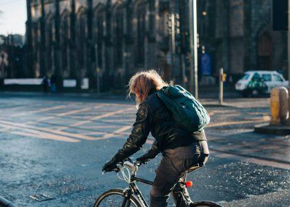 Lednová výzva Do práce na kole přilákala přes 2 700 účastníků