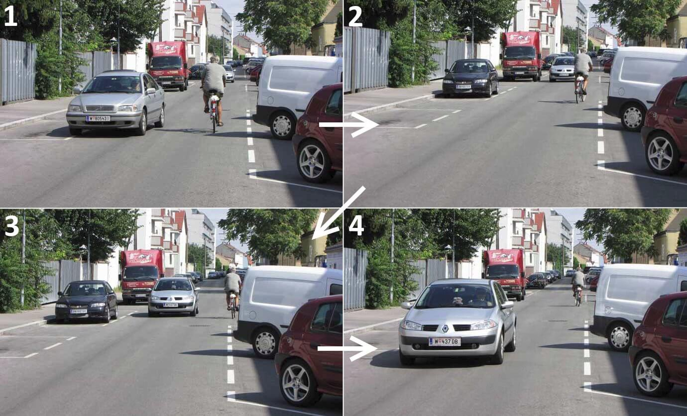 cyklista_se_vyhne