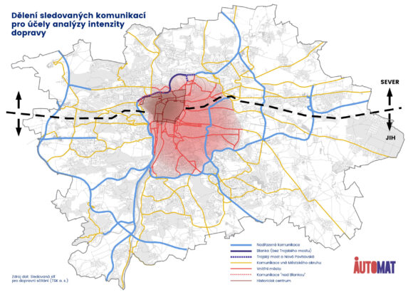 Tunel Blanka slaví 5 let: Pomohla odlehčit městským ulicím?