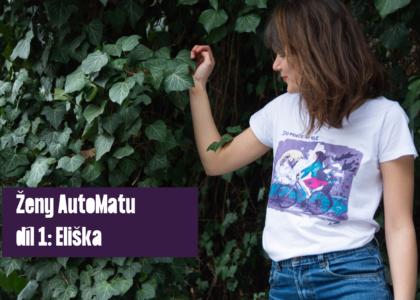 Eliška Špálová: Chtěla bych, aby byl udržitelnější způsob života dostupný všem