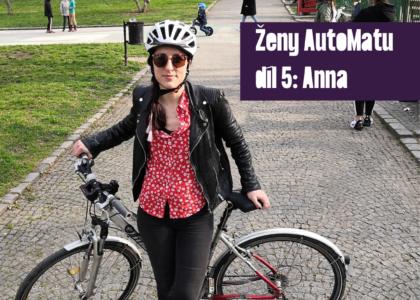 Anna Kociánová: Kola do provozu patří a řidiči si na ně musí zvyknout