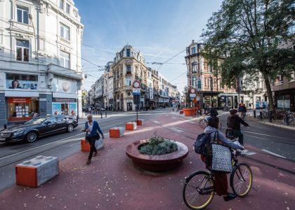 Circulatieplan. Belgický recept na to, jak ulevit městům od aut.