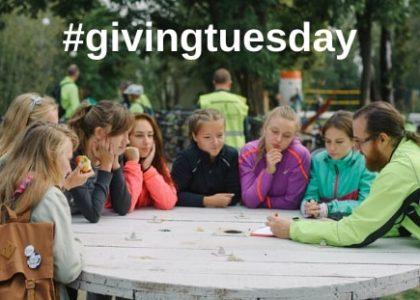 Na Giving Tuesday podpořte Generaci U