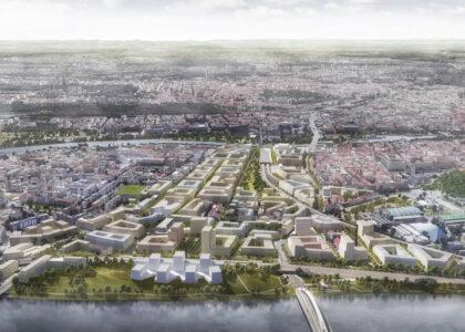 Bude nová čtvrť v Bubnech šitá na míru developerům? Vznik územní studie budí rozpaky