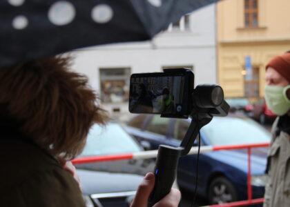 Zažít město virtuálně aneb Online procházka pro druháčky