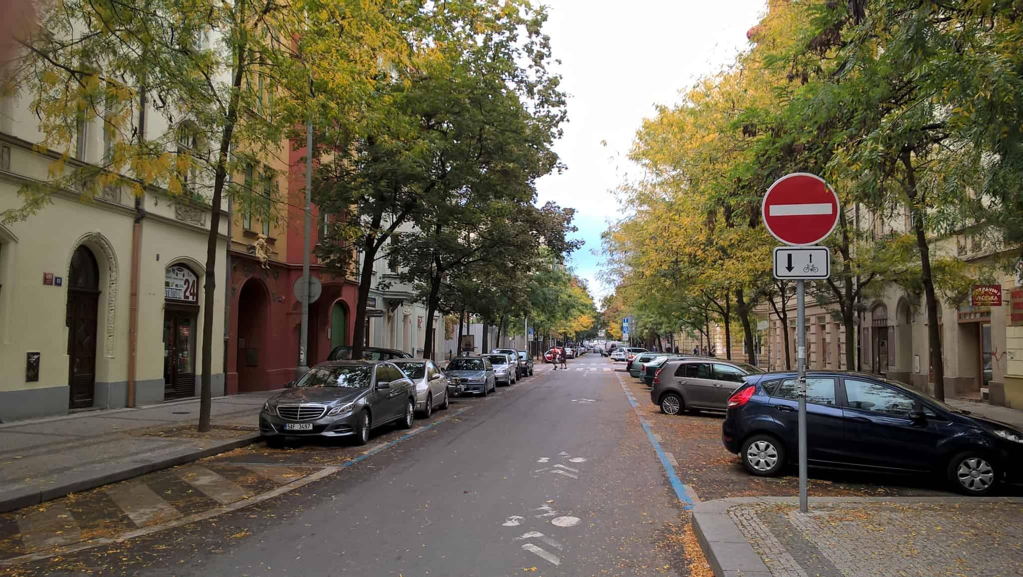 Soud zrušil třetí opatření obecné povahy Prahy 8 řadě, které mělo za cíl omezit cyklisty