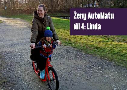 Linda Jirotová: Ve městě se dvěma dětmi bez auta? Není problém!