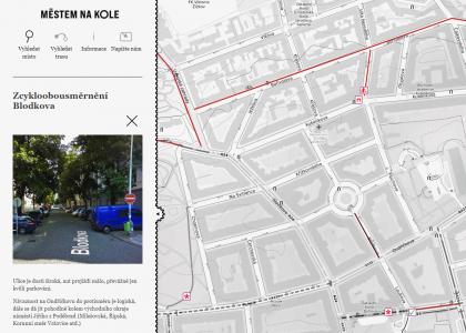 Cyklisté sobě: Napište nám, kde potřebujete úpravy