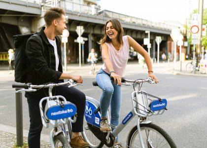 Tleskáme! Majitelé Lítačky mohou nově v Praze využívat bikesharing zdarma