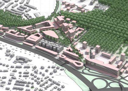 Připomínky k územní studii okolí stanice metra Roztyly
