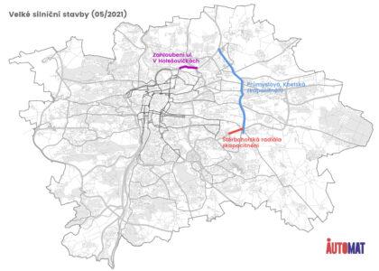 Silniční změny Prahy? Rozumné návrhy, ideologie ažbudeokruhismu a lež o Blance