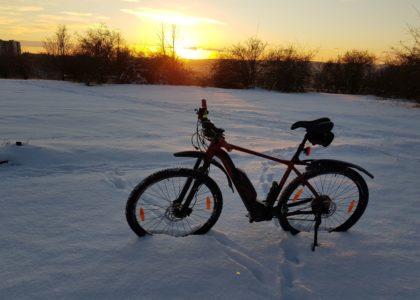 Skončila Lednová výzva Do práce na kole, chystáme tu květnovou