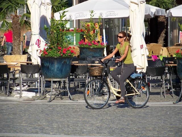 V Praze se zdvojnásobil počet dopravních cyklistů. Po městě jezdí 120 tisíc lidí