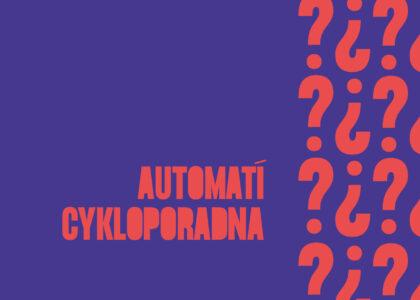 AutoMatí Cykloporadna, aneb jak na kritická místa nejen v Praze
